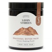Rhassoul Clay | Mascarilla Detox Savon Stories