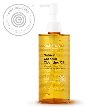 Natural Coconut Cleansing Oil | Aceite Limpiador Aromatica