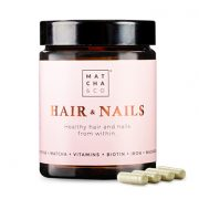 Hair & Nails | Refuerzo Cabello y Uñas Matcha & Co