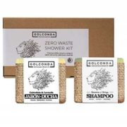 Zero Waste Shower Kit Golconda