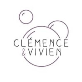 clemence and vivien logo